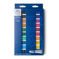 Cotman Watercolour Paint 20 x 5ml Tube Set